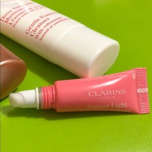 clarins Makeup - Clarins beauty set new travel